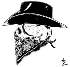 best 25 cowboy tattoos ideas on pinterest evil skull tattoo