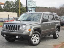 the jeep patriot 2013 used jeep patriot 4wd 4dr sport at marietta auto mall center