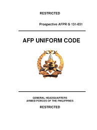 What Does The Philippine Flag Mean Afp Uniform Code United States Marine Corps Clothing