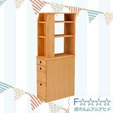 childrens desk and bookshelves atom style rakuten global market bookcase completed child rack