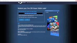 10 steam gift card how to get free steam wallet cards 50