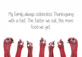 thanksgiving puns fast my favorite daily things