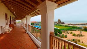 The Bungalow House The Bungalow On The Beach Tranquebar Hotels Nagapattinam Hotels
