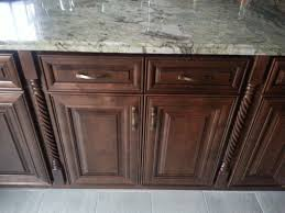 Merillat Kitchen Cabinet Doors by Merillat Classic Labelle Door Style In Sable Stain With Ebony