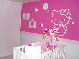 deco chambre london fille déco chambre hello kitty bebe