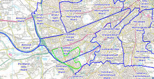 Edinburgh Map Digital Sentinel Proposed Ward Boundary Changes In Edinburgh