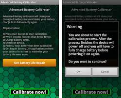 battery calibration apk advanced battery calibrator apk version 3210