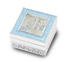 sterling silver keepsake box 41 best rosary keepsake boxes images on boxing