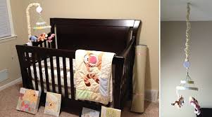 Baby Bed Attached To Parents Bed Modify Your Baby Mobile For Less Than 5 Without Any Tools