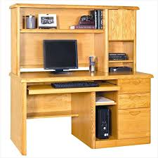 sauder desk with hutch oak computer desk with hutch black stained oak wood office computer