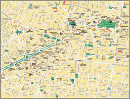 Map Of Central Mexico by Map Of Mexico City Vacations Travel Map Holiday