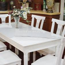 Dining Room Table Cover Thick Plastic Cover Table Cloth Thick Plastic Cover Table Cloth