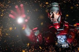 Iron Man Docker Polices Secrets In Iron Man Suit No Less U2022 The Register