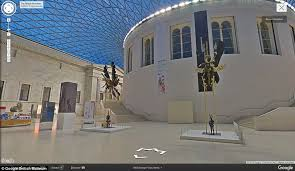 British Museum Floor Plan Google Street View Teams Up With British Museum So The Public Can