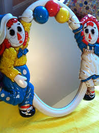 raggedy ann and andy childs mirror