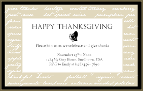 finding my aloha free printable thanksgiving dinner invitations