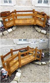 50 awesome wood pallet ideas for this summer pallets bridge and