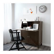 Hemnes Desk With Add On Unit Hemnes Secretary With Add On Unit Black Brown Ikea Something
