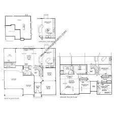 kimball hill homes floor plans wexford model in the harvest hill subdivision in lindenhurst