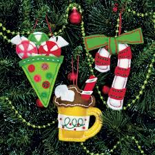 weekend kits crafts handmade felt ornament kits