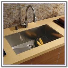 Kitchen Sink Set by Glacier Bay Kitchen Sink And Faucet Combo Kitchen Set Home