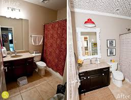 the process of small bathroom makeover ideas ewdinteriors