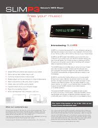 download free pdf for slimdevices squeezebox mp3 player manual