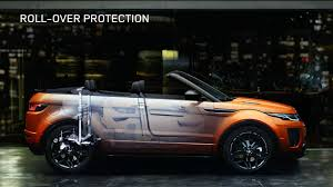 range rover convertible range rover evoque convertible for all seasons land rover uk