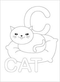 my a to z coloring book letter l coloring page pre k alphabet