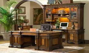 Office Wood Desk by Home Executive Home Office Desk Bush Saratoga Home Office Wood