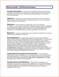 Interests For Resume Sample Resume Business Administration Free Resume Example And