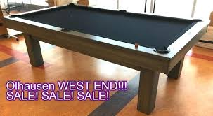 olhausen pool tables price range olhausen pool table prices come in this weekend and for our super