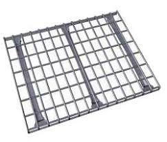 wire decking u0026 pallet racks find used wire decking for sale