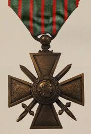 Welcome Home Military Decorations Croix De Guerre Wikipedia