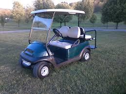 2011 club car precedent electric golf cart 4 passenger for sale
