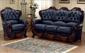 blue italian leather sofa www energywarden net