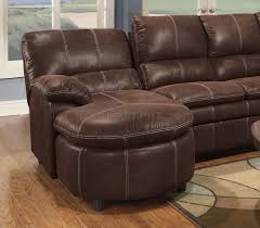 63 most lovely rustic sectional sofas brown microfiber reclining