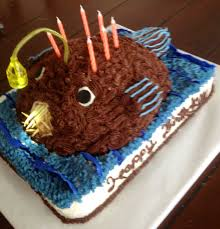 Finding Nemo Light Fish Everyday Finesse Angler Fish Cake