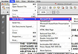 convert pdf to word with acrobat 4 ways to convert pdf to powerpoint on mac high sierra included