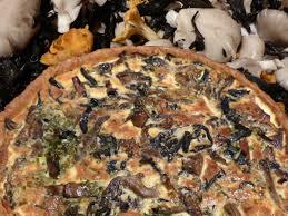 cuisine automne tarte aux chignons d automne cuisine délice