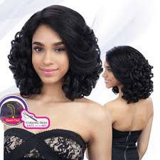 invisible hair freetress equal synthetic hair invisible l part lace front