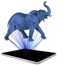 elephant hologram stuff i really really want pinterest