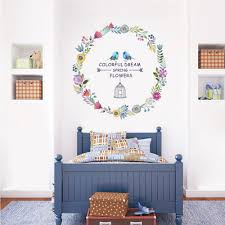 compare prices on bedroom flooring pictures online shopping buy adhesive 3d colorful wall stickers home decor removable wall pictures for living room girls bedroom wall
