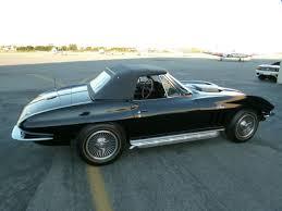 1966 corvette roadster 1966 corvette big block roadster 427 425 black for sale