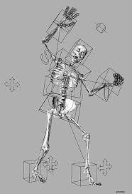 maya character skeleton setup creating basic animation controls