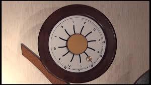 a very unusual clock youtube