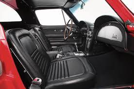 2011 Corvette Interior 1967 Chevrolet Corvette U0026 1965 Ford Mustang The Cars Behind The