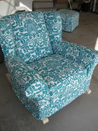 turquoise chair slipcover custom slipcovers by shelley upholstered rocking chair pottery barn