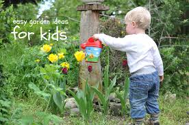 small garden ideas for kids interior design