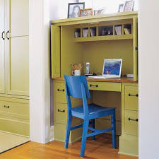 Computer Hutch Desk With Doors 30 Best Built In Desks Images On Pinterest Basements Built In